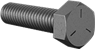 "MCM-92865A585-Medium-Strength Grade 5 Steel Hex Head Screw Zinc-Plated, 5/16""-18 Thread Size, 1-1/4"""