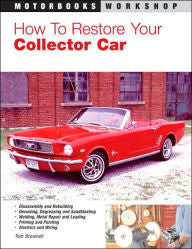 BK-MW196-COLLECTOR CAR RESTORATION GUIDE