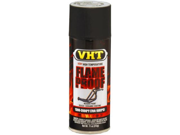 VHT-SP102-FLAMEPROOF FLAT BLACK