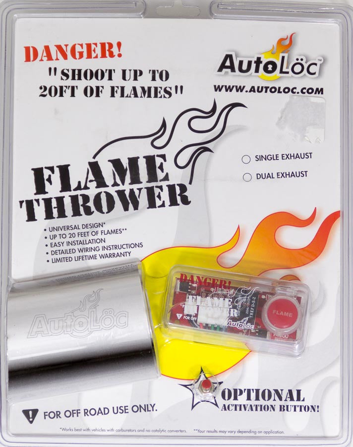 HFM-AULAUTFLAME2AUTOLOC FLAME THROWER KIT