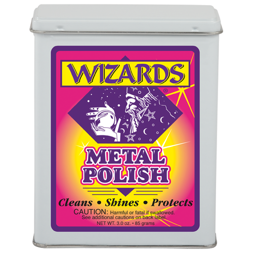 WZP-11011-Metal Polish, 3 oz