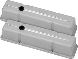 BSP-95224RTF-Billet Specialties Streamline Valve Covers