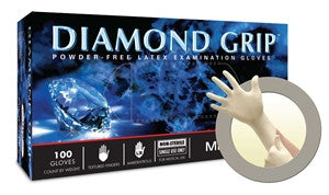 MDC-MF300L-DIAMOND GRIP GLOVES LARGE