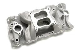 EDL-2604-Edelbrock Performer Air-Gap Intake Manifolds