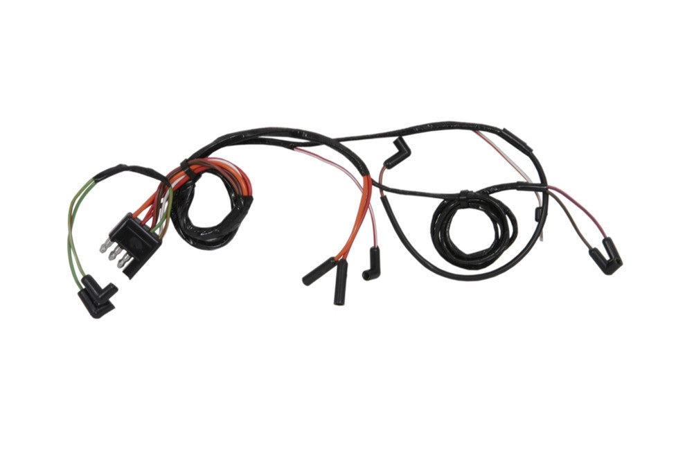 MU-EGH1-Engine Gauge Feed Harness 64-1/2 6-Cylinder Mustang with Generator