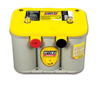 OPTIMA YELLOW INT-SC34DU-STARTING/Deep Cycle Automotive Battery