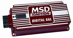 MSD-6425-MSD Digital 6AL Ignition Controllers