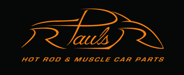 PHRMCP-Paul's Hot Rod & Muscle Car Parts T-shirt