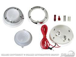 SDK-C0AF13A719B Scott Drake Dome Lighting Assemblies