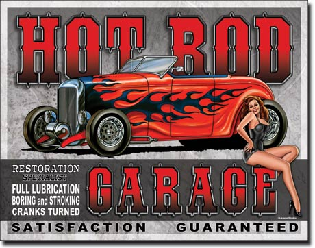DE-1626-Legends Hot Rod Garage