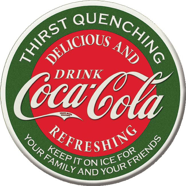 DE-1659-COKE THIRST QUENCHING