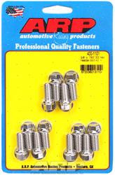 ARP-400-1101 Stainless Steel Header Bolts