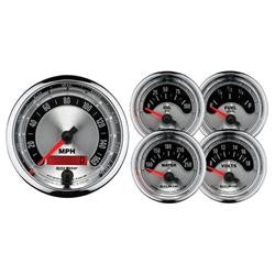 ATM-1202-AutoMeter American Muscle Analog Gauge Kits
