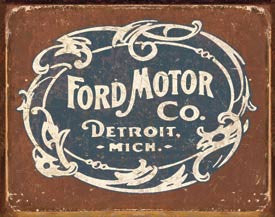 DE-1707-FORD HISTORIC LOGO
