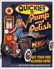 DE-1746-QUICKIES PUMP & POLISH