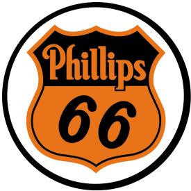 DE-794-PHILLIPS 66 SHIELD