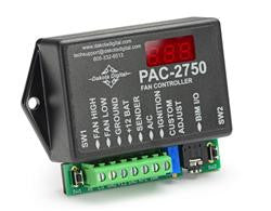 DAK-PAC-2750-Dakota Digital Programmable Dual Fan Controllers