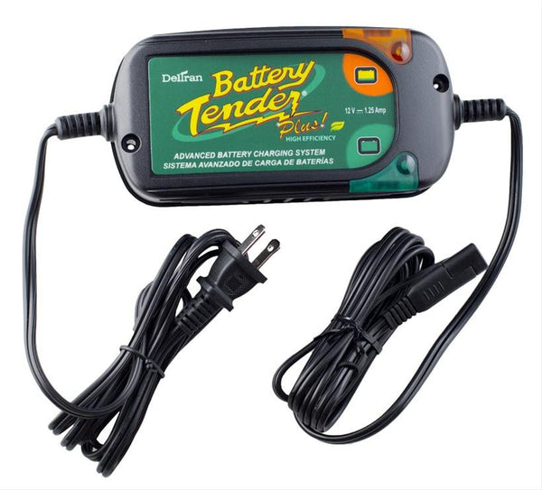 DTN-022-0185G-DL-WH - Deltran Battery Tender Plus High Efficiency Chargers