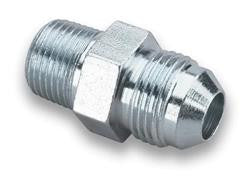 EAR-961604ERL-AN to NPT Adapter Fittings -4 AN Male to 1/8 in. NPT Male