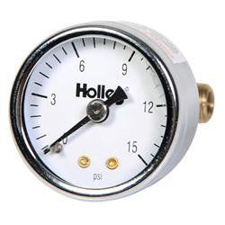 HLY-26-500 ANALOG FUEL PRESSURE GAUGES
