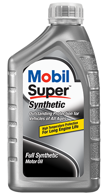 5W20-MOBIL SUPER SYNTHETIC 5W20, 1 QT