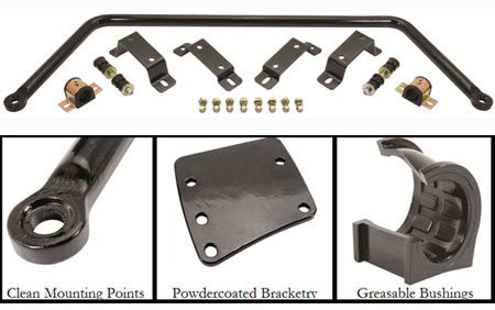 CLP-6774PTSBK- CPP REAR SWAY BAR KIT