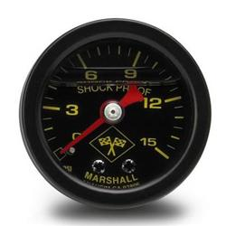 RUS-650310-Russell Analog Fuel Pressure Gauges