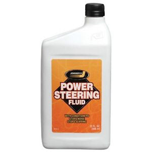 JON-4610-JOHNSENS POWER STEERING FLUID QT