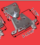 SRS-430-SACHSE Universal Trunk Latches