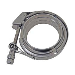 SUM-695300  INTERLOCKING V BAND EXHAUST CLAMPS, 3""