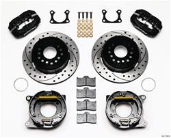 WIL-140-7139-D-Wilwood Forged Dynalite Rear Parking Brake Kits