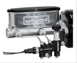 WIL-261-13626-Wilwood Aluminum Tandem Master Cylinders