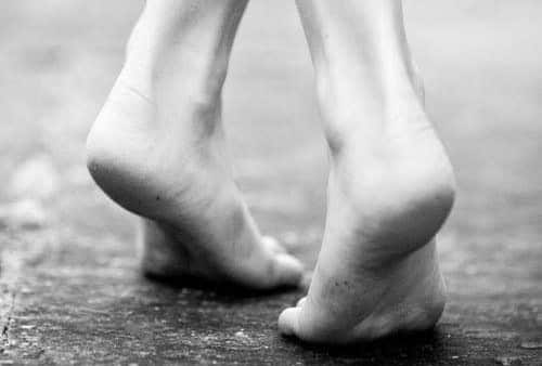 Your feet are the foundation to reaching your goals...
