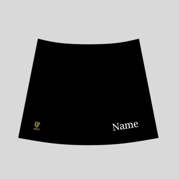 2021 Black Ladies Skort