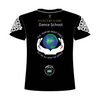 Irish Dancing Tshirt Black