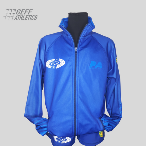Finn Valley Athletic Club tracksuit jacket