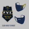 FV College Personalised Re-useable Mask (PRE ORDER)