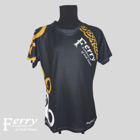 Ferry Academy Training Tshirt (Ladies Fit)