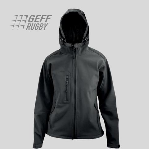 Finn Valley Rugby Shell Jacket - Ladies Fit
