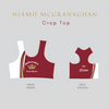 McGranaghan Irish Dance Crop Top