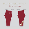 McGranaghan Irish Dance Girls Leggings