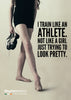 Performance Athlete Poster.