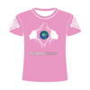 Rhythm Nation Worlds Hero Tshirt Pink