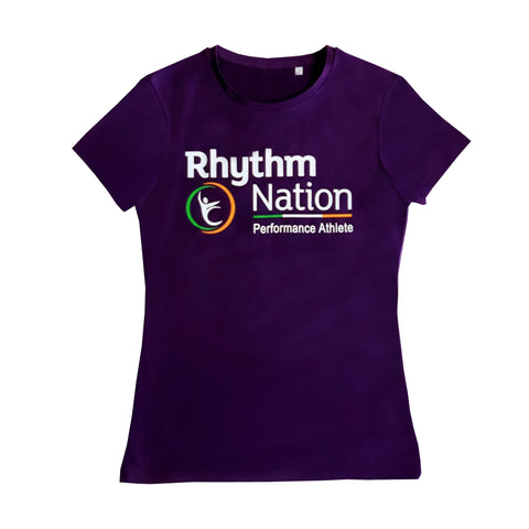 Performance Athlete T-shirt (Purple)