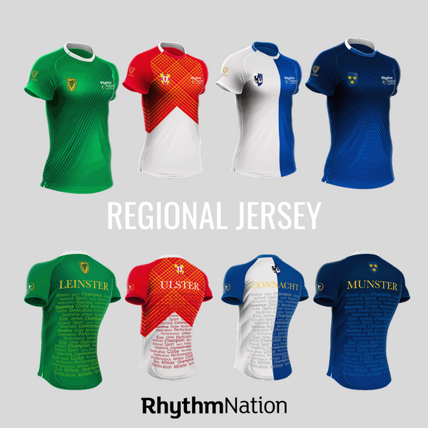 Regional Dance Jerseys