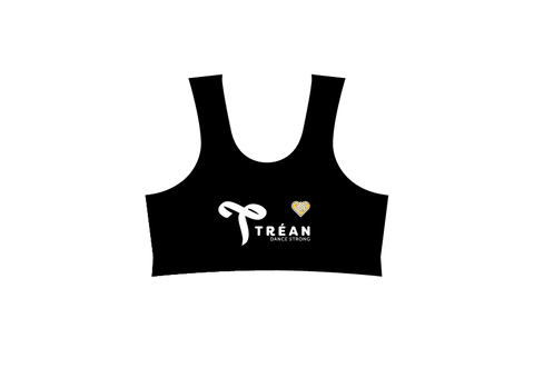 TRÉAN Personalised Crop Top