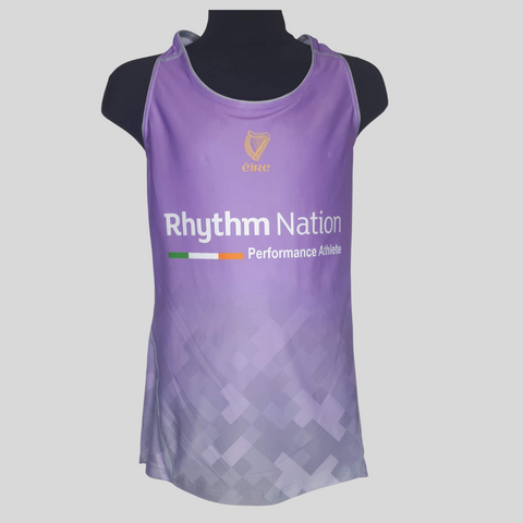 Training Top (Racer-back) Purple