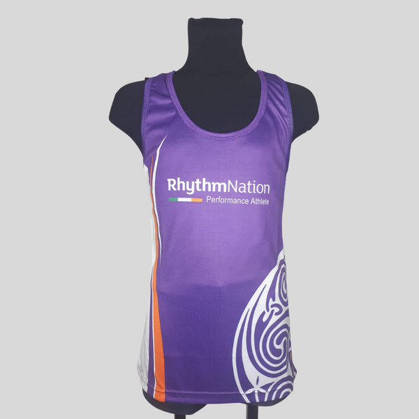 Training racer-back (Purple)