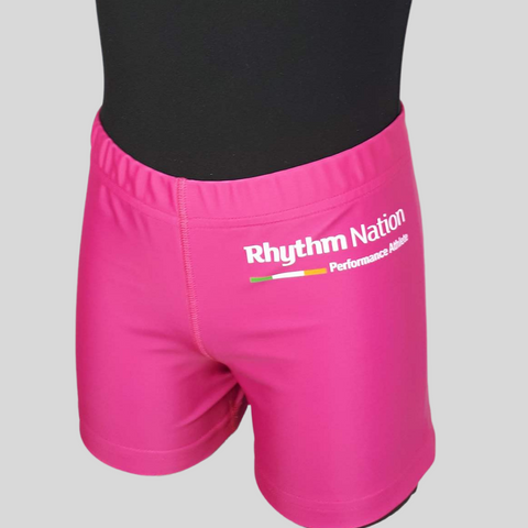 Pink Irish Dancing Shorts