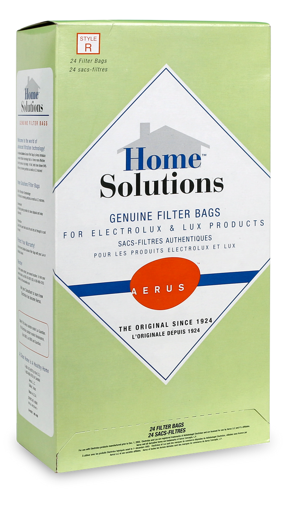 (Style R) Home Solutions™ Genuine Filter Bags